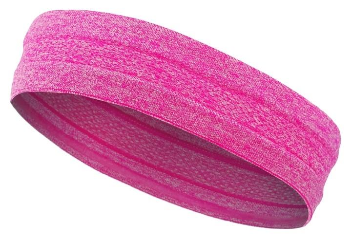 Повязка на голову, цвет розовый  Onlitop