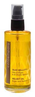 Разглаживающее масло «Сияющий бархат» - Аргановое Масло и Масло Облепихи  Barex Italiana