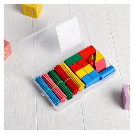 Счетный набор в пластиковой коробке  NNB