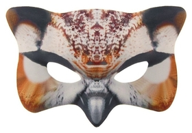 Карнавальная маска «Сова»