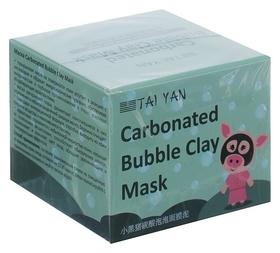 Маска пузырьковая Carbonated Clay Mask TaiYan