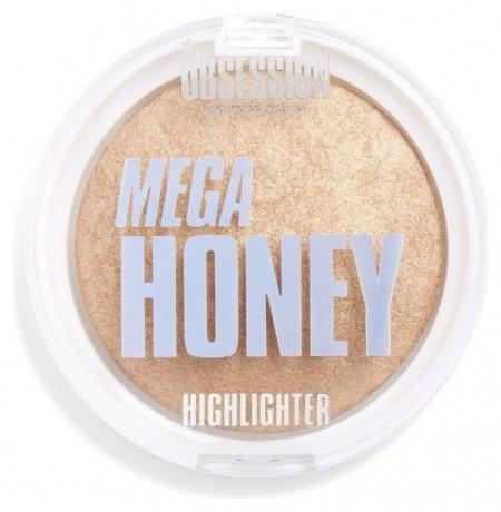 Хайлайтер для лица Mega Honey Highlighter  Makeup Obsession