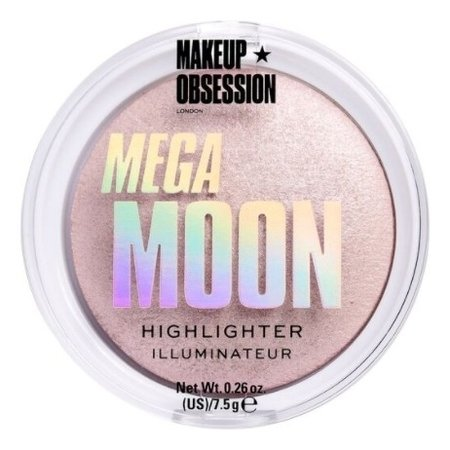 Хайлайтер для лица Mega Moon Highlighter  Makeup Obsession
