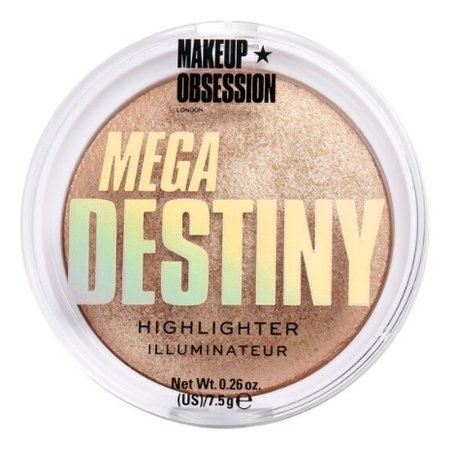 Хайлайтер для лица Mega Destiny Highlighter  Makeup Obsession