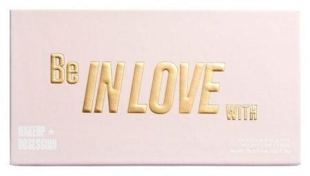Палетка теней для век Be In Love With Eyeshadow Palette  Makeup Obsession