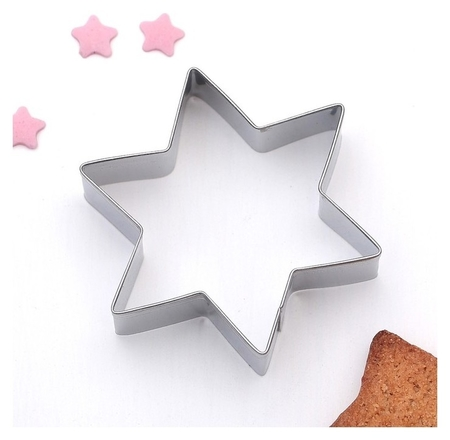 Форма для вырезания печенья «Звезда»  NNB