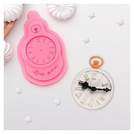 Молд силиконовый «Часы», 11×7 см  NNB