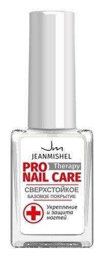 Лечебное средство по уходу за ногтями Сверхстойкое базовое покрытие  Jeanmishel