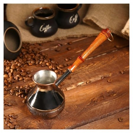 Турка для кофе медная, 0,2 л  NNB