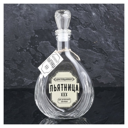 Штоф «Пьятница», 0.5 л  NNB