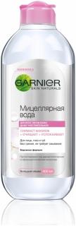 Мицеллярная вода для лица 3-в-1 для всех типов кожи  Garnier