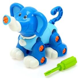 Конструктор отверточный «Слоненок»