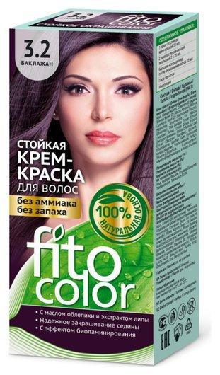 Cтойкая крем-краска для волос «Fitocolor»  Фитокосметик