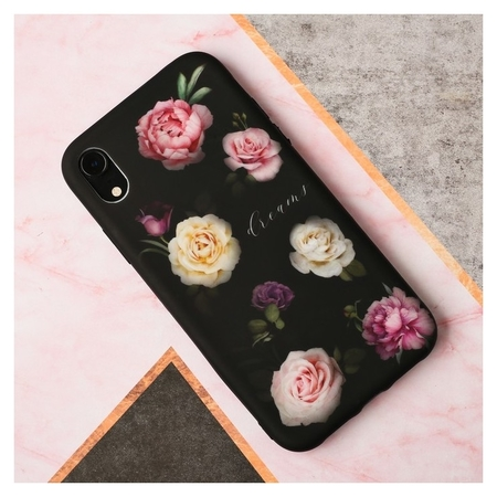 Чехол для телефона Iphone XR Dreams, 15 х 7,5 см  NNB