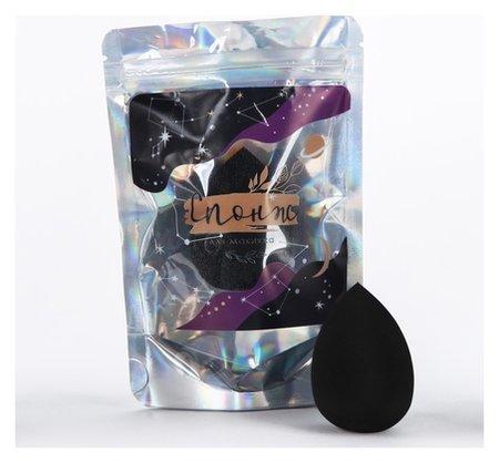 Cпонж для макияжа Космической девушке, 16 х 4 х 10 см