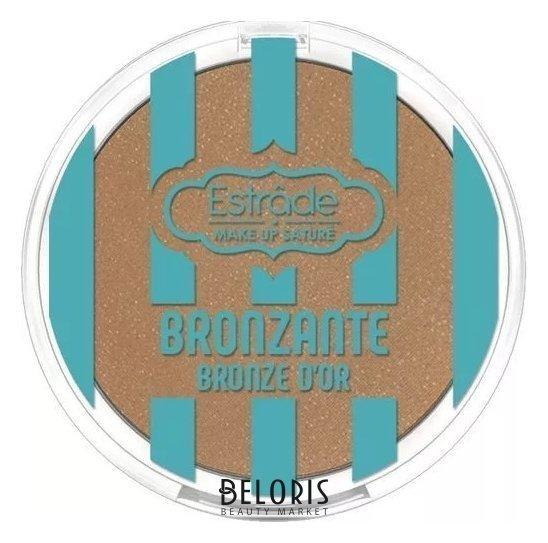 Бронзер для лица Bronze d'or Estrade