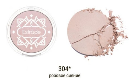 Тон 304 Розовое сияние