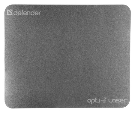 Коврик для мыши Defender Silver Opti-laser, 220х180х0.4 мм, 5 видов  Defender