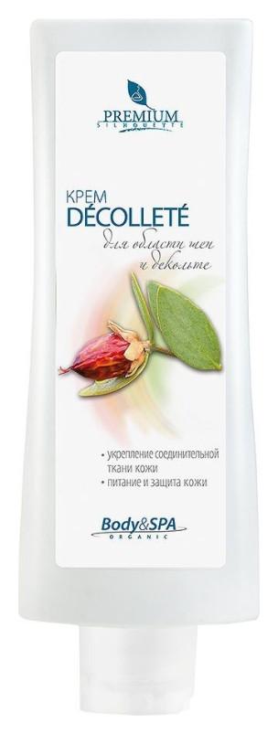 Крем для области шеи и декольте «Decolette»  Premium