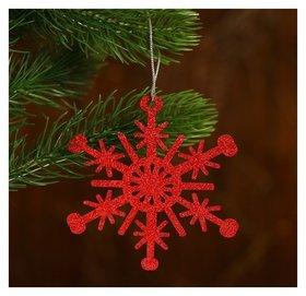 Новогодняя подвеска «Блестящее волшебство»