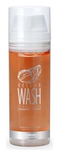 Себолосьон очищающий с мелиссой «Velour Wash»  Premium