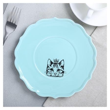 Тарелка «Кошка», Ø 20 см NNB