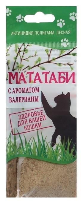 Мататаби успокоительное средство для кошек с запахом валерьяны 5 г  NNB