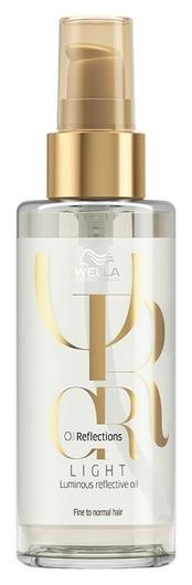 Легкое масло для придания блеска волосам  Wella Professional