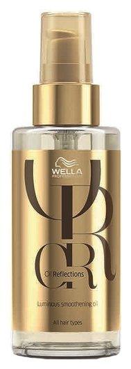 Разглаживающее масло для интенсивного блеска  Wella Professional