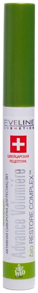 Купить Сыворотка для ресниц Eveline, Сыворотка для ресниц 3в1 Advance volumiere , Польша