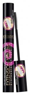 """Тушь для ресниц """"Extension volume Make-up"""" экстремальный объем и удлинение  Eveline Cosmetics"""