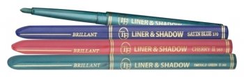 """Автоматический карандаш для глаз и губ """"Liner & Shadow"""""""