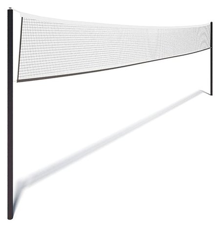 Сетка для волейбола, нить 2,2 мм, ячейки 100 х 100 мм, цвет белый  NNB