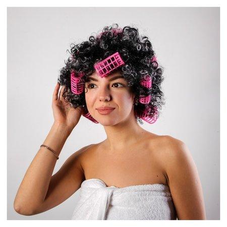 Карнавальный парик «Бигуди», 120 г  NNB