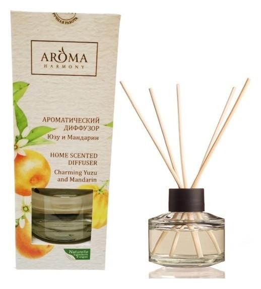 Диффузор ароматический Юзу и мандарин  Aroma harmony