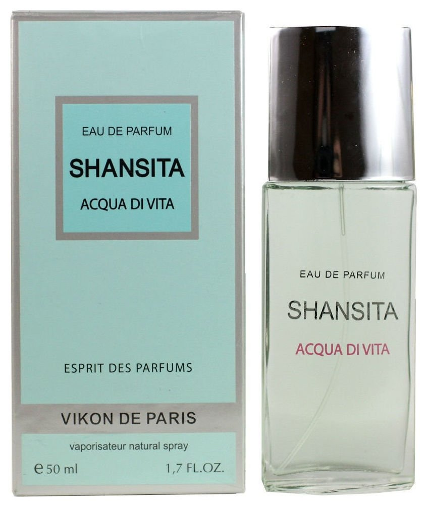 Парфюмерная вода Шансита живая вода Аква Де Вита Shansita Acqua Di Vita  Новая Заря