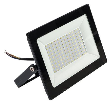 Прожектор светодиодный REV Ultra Slim, 100 Вт, 6500 К, 8000 Лм, Ip65  REV