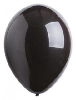 """Шар латексный 12"""", фэшн, набор 50 шт., цвет чёрный  Everts"""