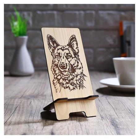 Подставка под телефон «Немецкаяя овчарка»  NNB