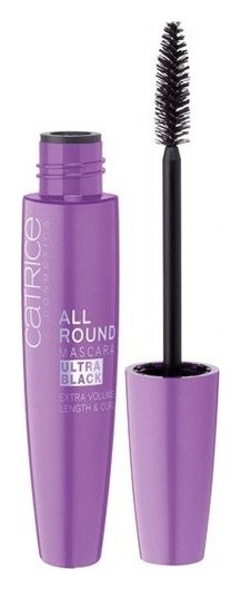 "Тушь для ресниц ""Allround Mascara"" 010 Ultra black  Catrice"