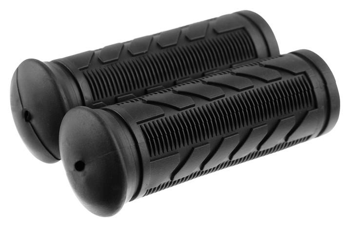 Грипсы 85 мм, цвет чёрный NNB