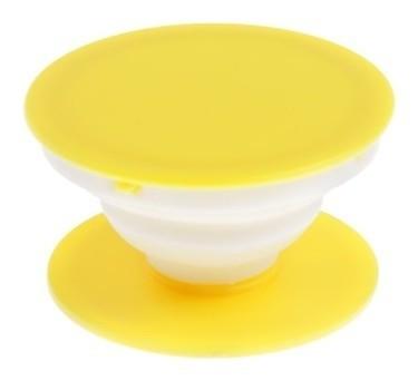 Попсокет Popsockets Ps1, держатель для телефона на палец, жёлтый  NNB