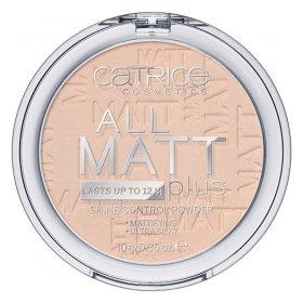 "Пудра ""All matt plus shine control powder""  Catrice"