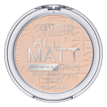 "Пудра ""All matt plus shine control powder""  Catrice"