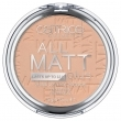 "Пудра ""All matt plus shine control powder"" Тон 025 Sand Beige"