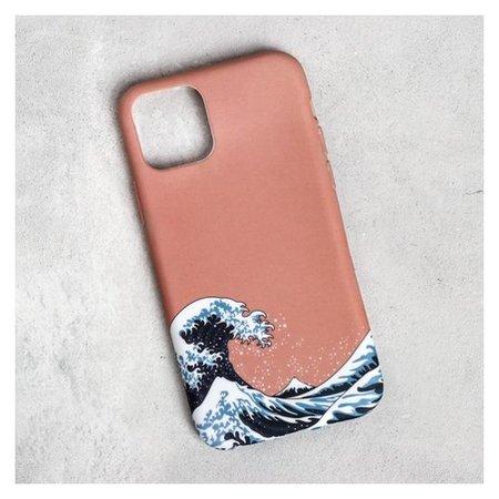 Чехол для телефона Iphone 11 Pro «Большая волна», 7,14 х 14,4 см NNB