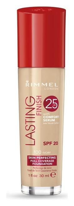 """Тональный Крем """"Lasting Finish Comfort Found""""  Rimmel"""