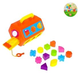 Развивающая игрушка-сортер «Бочонок»