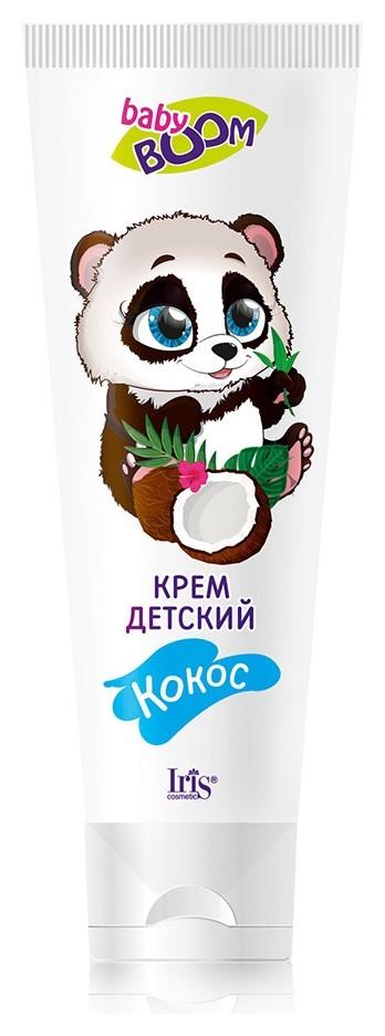 Крем детский Кокос  IRIS cosmetic
