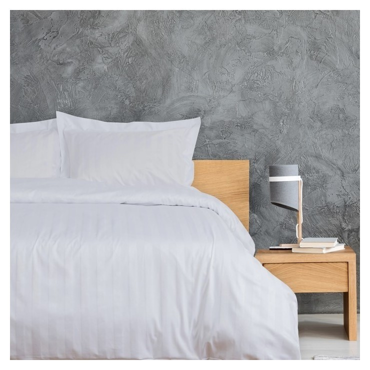Постельное бельё этель «Hotel» 1,5 сп 152х212 см, 187х232 см, 73х73 + 5 см - 2шт  Этель